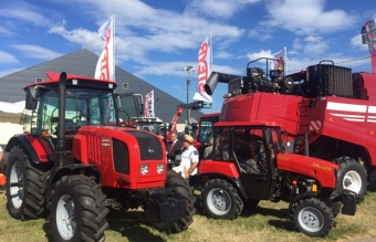 Reliability and simplicity of BELARUS tractors was appreciated by Belgian farmers